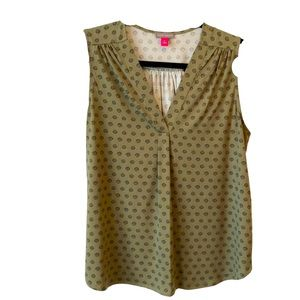 Vince Camuto Fresh Spring Slimming style  M